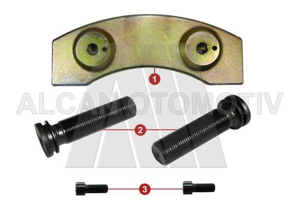 2116 - Caliper Push Plate Repair Kit ( Right )