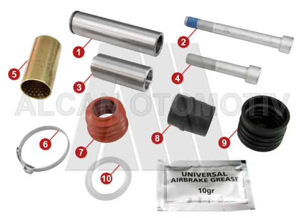 3001 - Caliper Repair Kit
