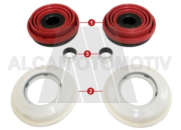 3031 - Caliper Tappet Repair Kit (74mm)