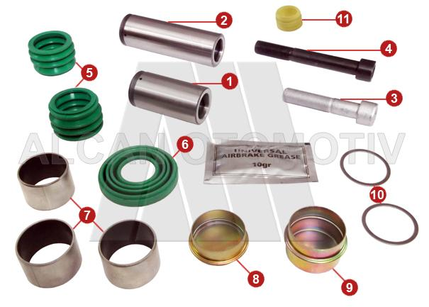 4001 - Caliper Repair Kit