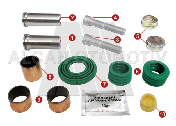 4003 - Caliper Repair Kit