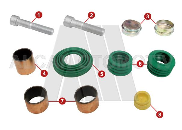 4015 - Caliper Repair Kit