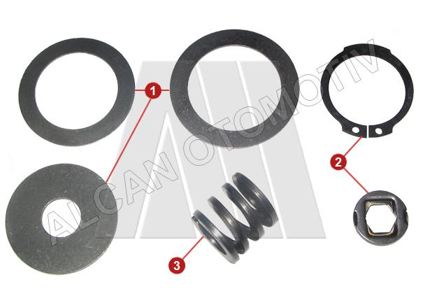 4014 - Adjusting Mechanism Washer & Spring Set