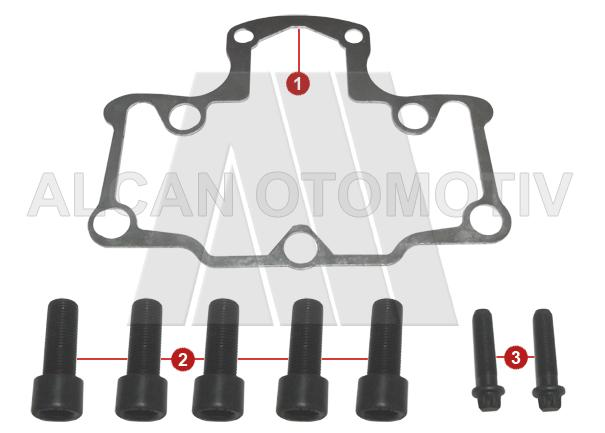 4035 - Caliper Gasket & Bolts Repair Kit