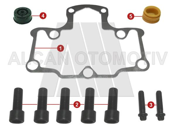 4036 - Caliper Gasket & Bolts Repair Kit