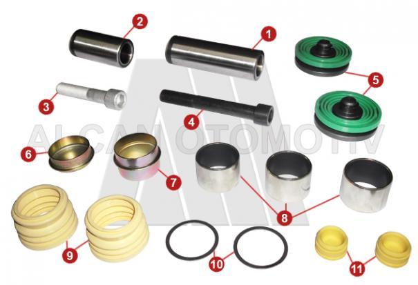 4022 - Caliper Repair Kit