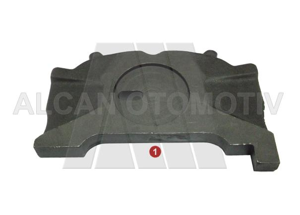 4024 - Caliper Push Plate Slotted ( Right )