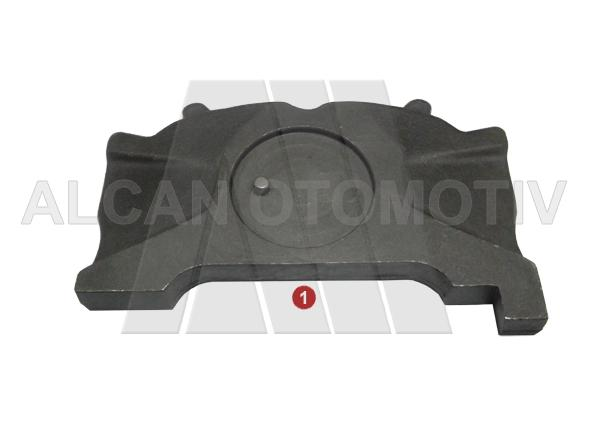4026 - Caliper Push Plate With Pin ( Right )