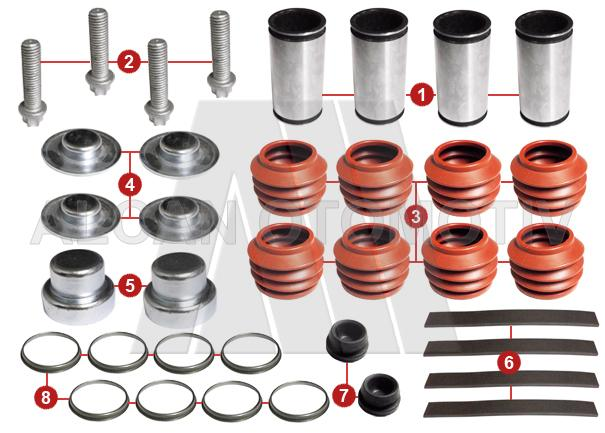 5006 - Caliper Repair Kit