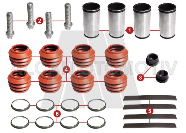5008 - Caliper Repair Kit