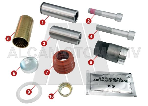 6013 - Caliper Repair Kit
