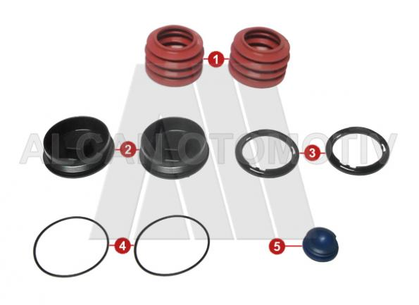 7003 - Caliper Seals Repair Kits