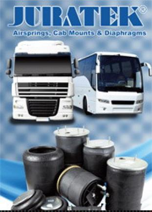 Air springs, Cab Mounts and Diaphragms
