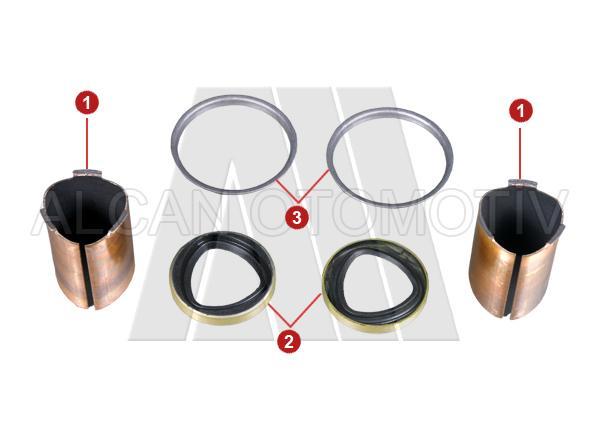2021 - Caliper Adjusting Mechanism Sealing Kit