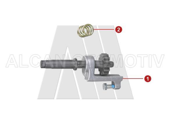 2048 - Caliper Adjusting Gear